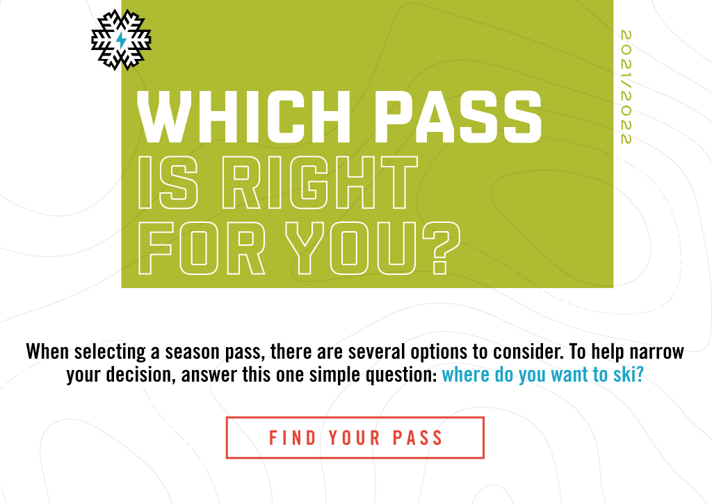 Which pass is right for you